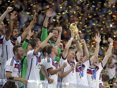 How Germany outplayed everyone at World Cup 2014